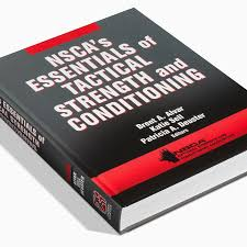 NSCA trainingsboek