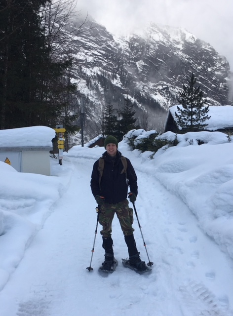 Koen in Bad Reichenhall